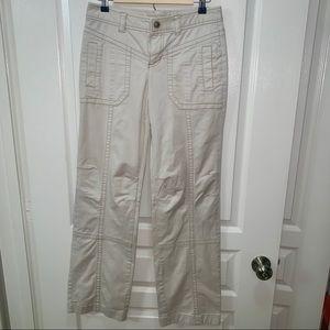 Athleta outdoor utility khaki pants